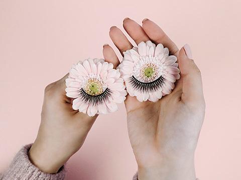 Environmental Eyelash Design