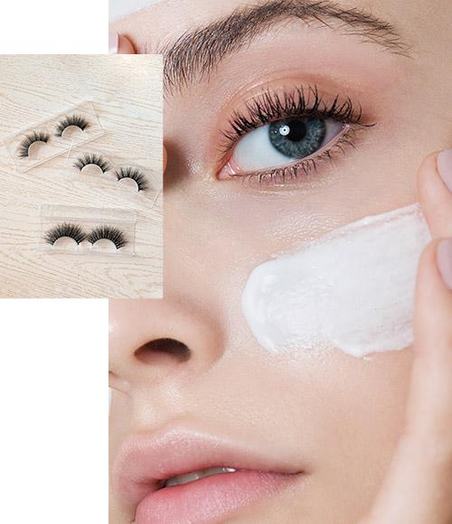 Small Eyelash Business
